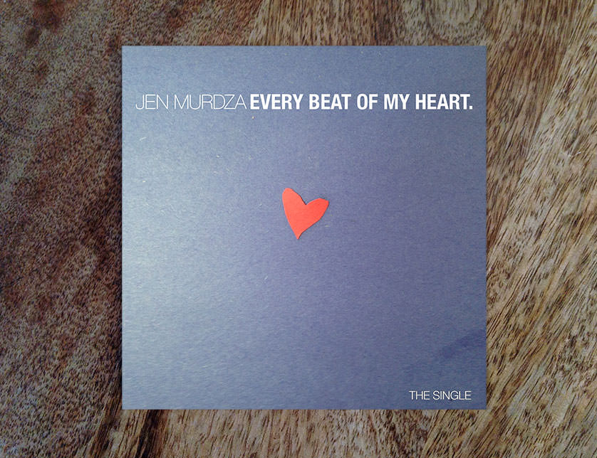 "NEW ""Every Beat Of My Heart"" - Single"