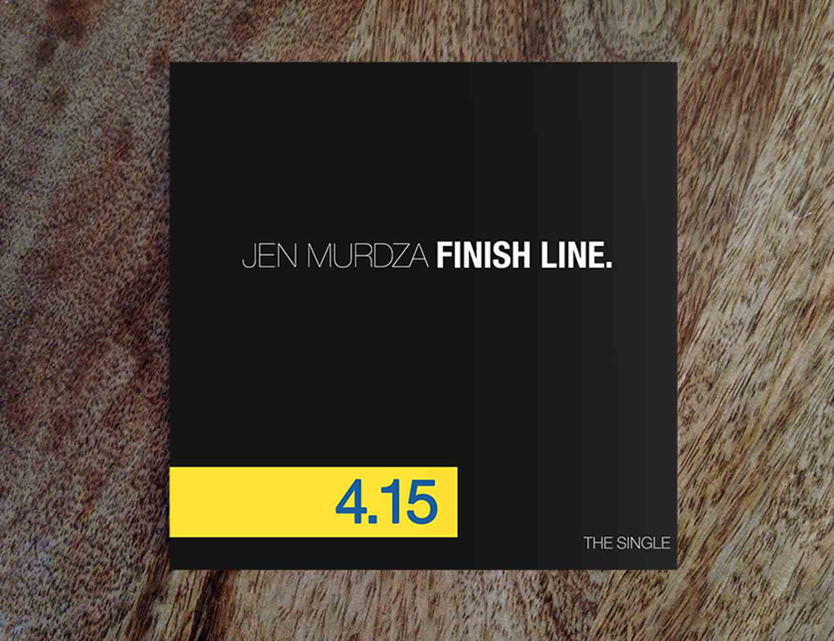 """Finish Line"" - Single"